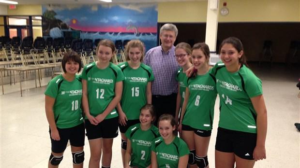 Volleyball : le Collège Saint-Hilaire à l\'honneur | Vallée-du ...